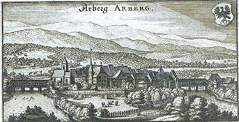 Aarberg: typische mittelalterliche Kleinstadt – Rundgang mit Armand Baeriswyl (01. Juni 2013)