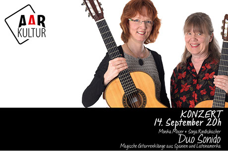 Konzert Duo Sonido (14. September 2018)