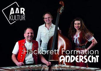 Konzert Hackbrett Anderscht (15. September 2016)