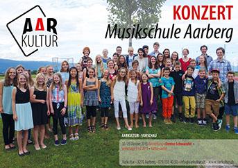 Konzert der Musikschule Aarberg (6. September 2015)