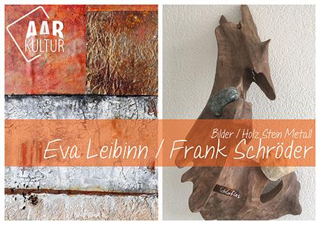 Ausstellung Leibinn – Schröder (4. – 27. Mai 2018)