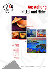 Ausstellung Nickel-Nickel (14. – 29. November 2015)