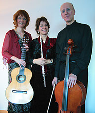 Trio Toccabile – Anita Wysser, Monika Moser, Christof Mohr (15. September 2013)