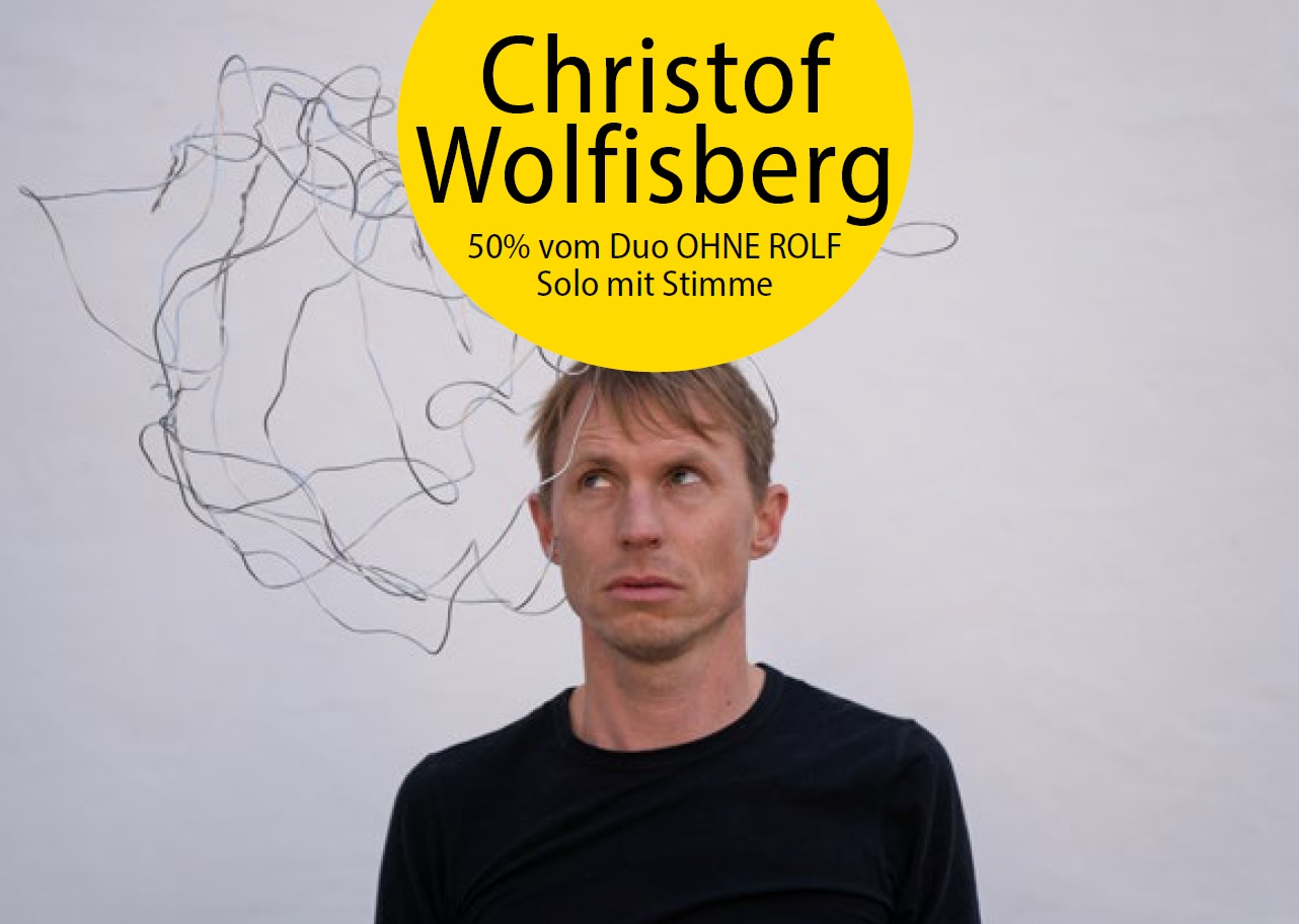 Abschweifer mit Christof Wolfisberg (1. April 2020)