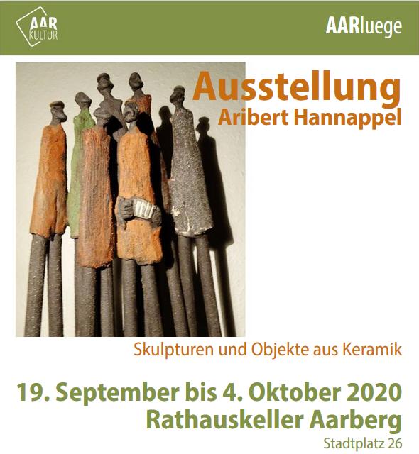 Ausstellung Aribert Hannappel (19. September – 4. Oktober 2020)